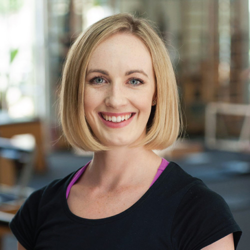Kellie Richardson Pilates Instructor team