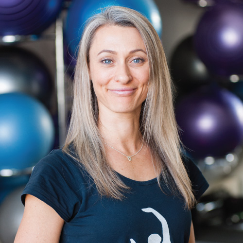 Sarah Holloway Pilates Instructor team