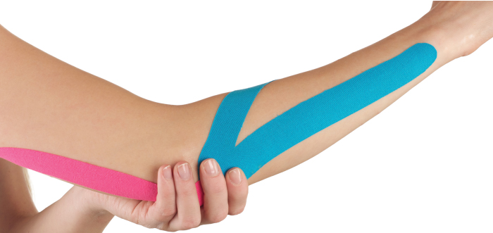 The Body Refinery kinesio tape