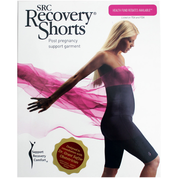 The Body Refinery shop recovery shorts