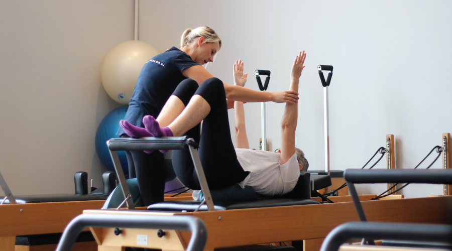 Pilates Physiotherapy Combination