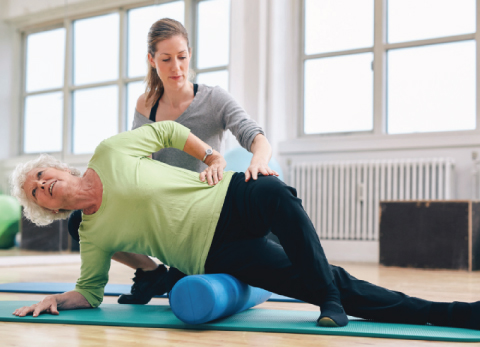Combination Pilates Physiotherapy