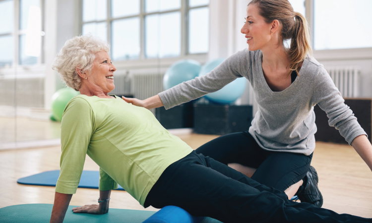 Refined senior pilates workshop The Body Refinery Brisbane