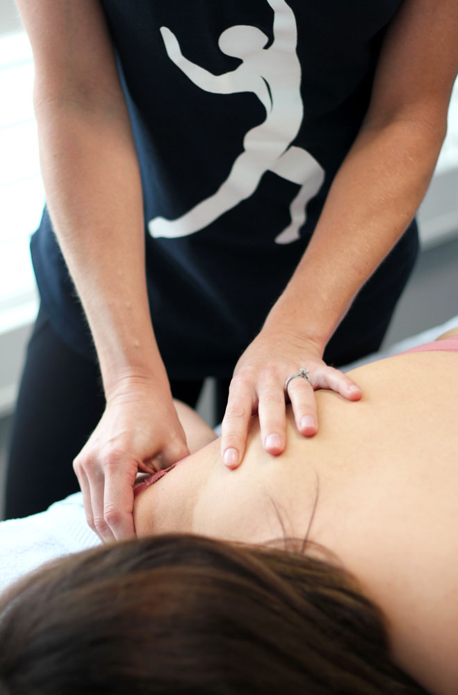 Women's health The Body Refinery Brisbane therapeutic massage