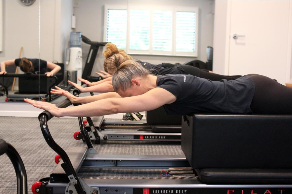 The Body Refinery Reformer Pilates studio brisbane