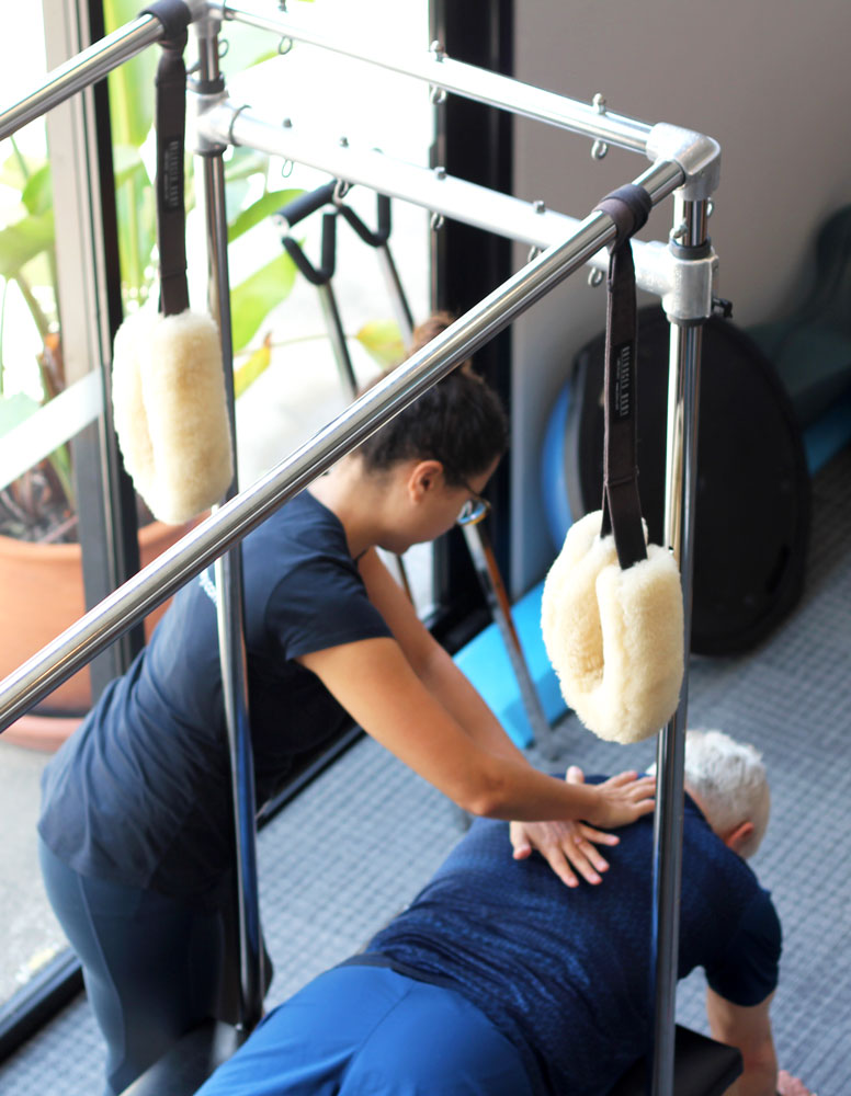 Clinical Pilates The Body Refinery Brisbane