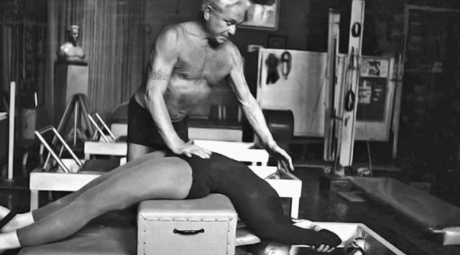 Pilates Principles