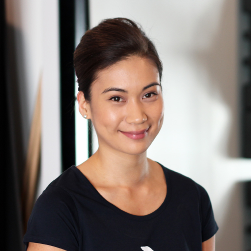 Tina Huynh Pilates Instructor