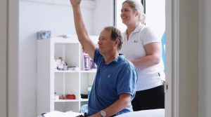 Neurological conditions fall prevention