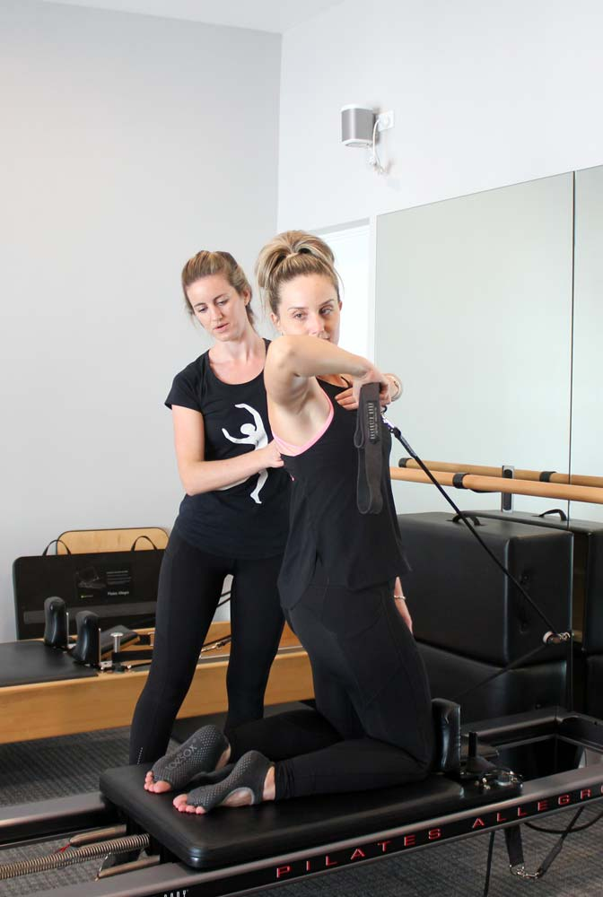 multiple Sclerosis physiotherapy rehab pilates