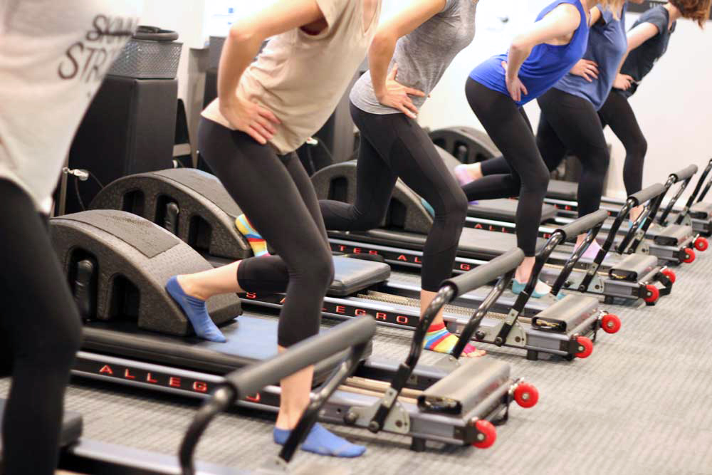 HIIT Express Reformer pilates