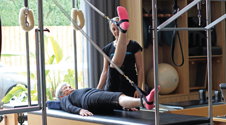 seniors pilates The body refinery