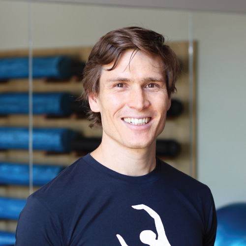 Joe Nel Pilates instructor