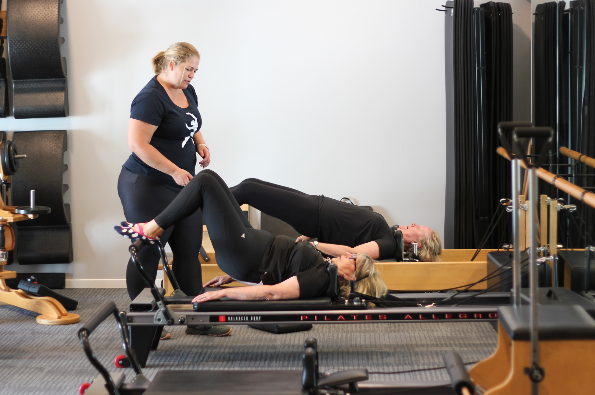 Susan Cottrell pilates New Farm Village news