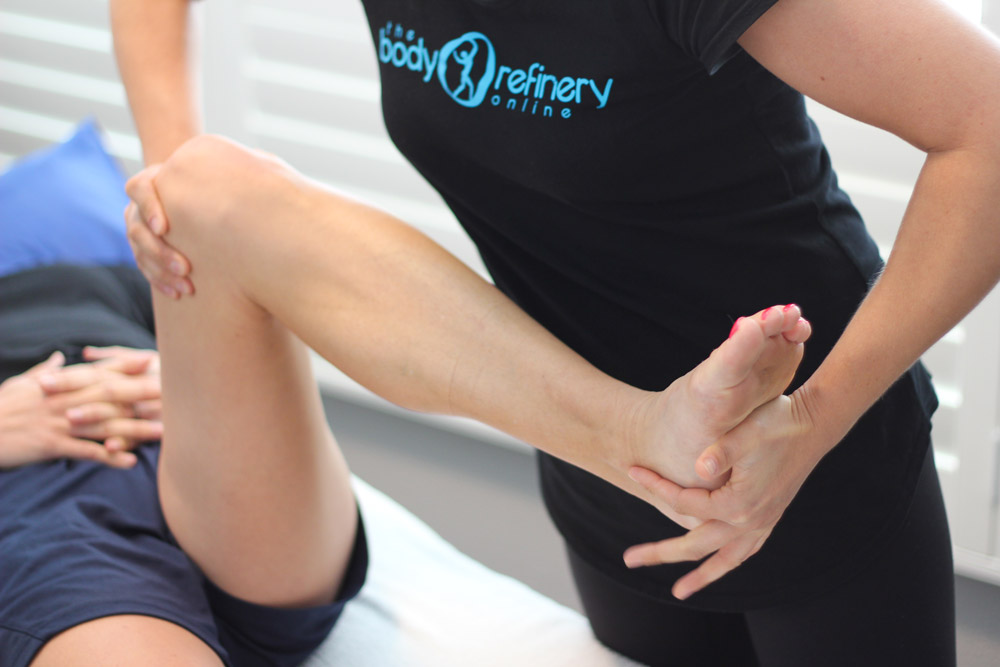 Osteopathy The Body Refinery New Farm