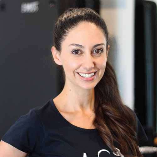 Kailey Putland Pilates Instructor The Body Refinery