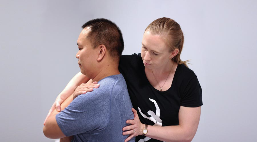 Osteopathic Approach to the Shoulder and Upper Back