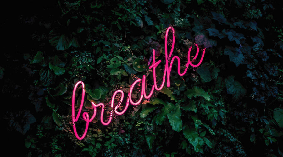 How to calm the nervous system and reduce stress with simple breathing exercises