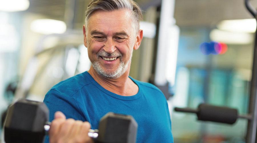 Exercise improves immunity