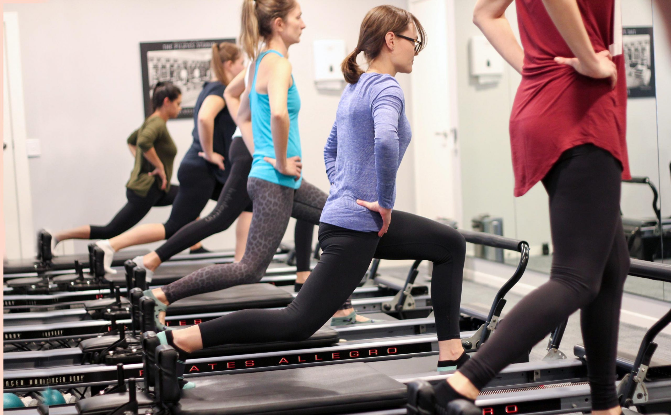What Pilates/Fitness class should I be doing?