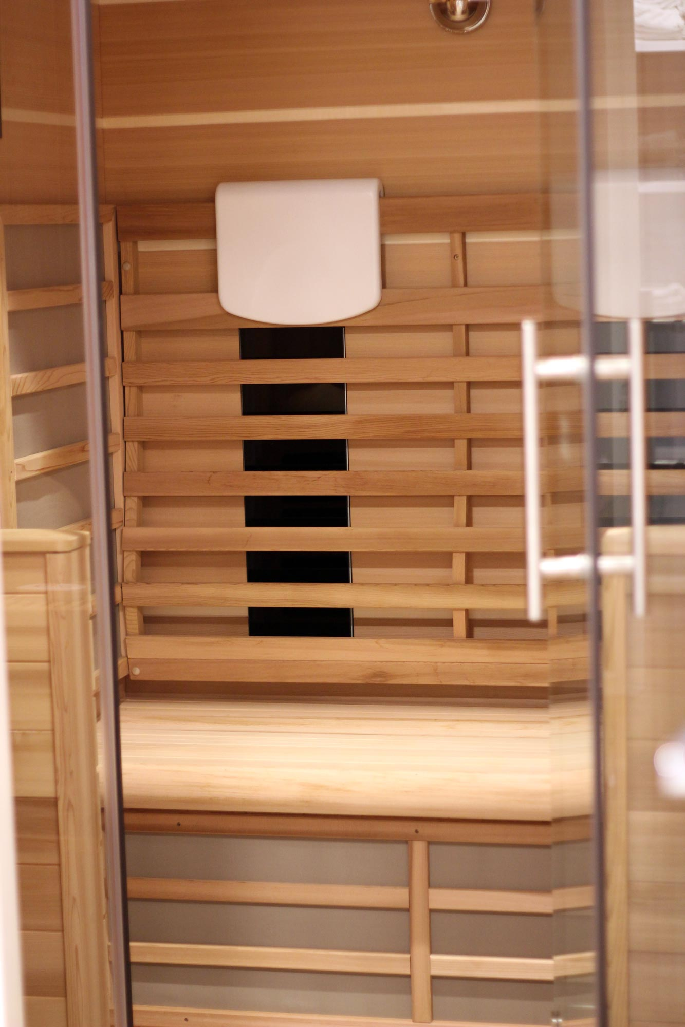 infrared sauna new farm the body refinery
