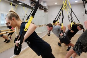 TRX classes new farm The Body Refinery