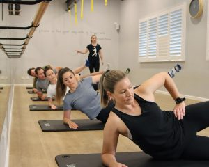 Pilates Reformer Fitness New Farm The Body Refinery