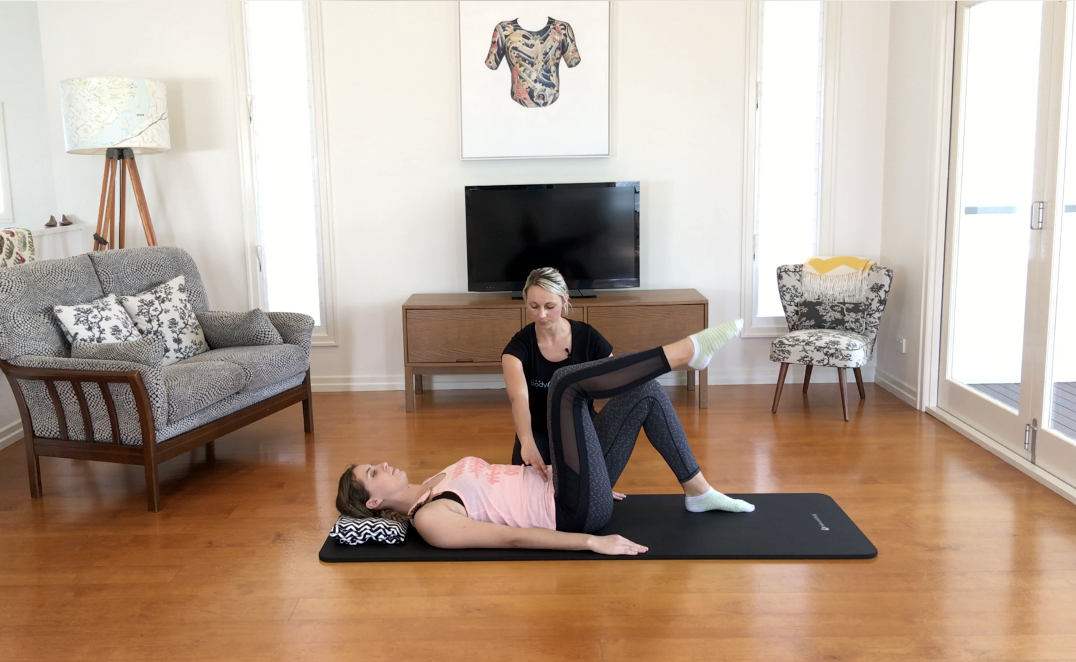 3 tips for relieving tension in your lower back
