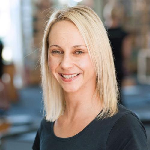 Agnieszka Biniek - Physiotherapist New Farm