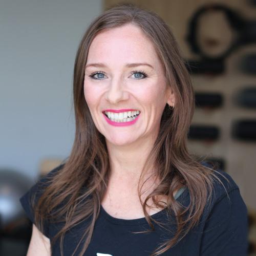 Skye Green-Hanson Practice co-ordinator The Body Refinery