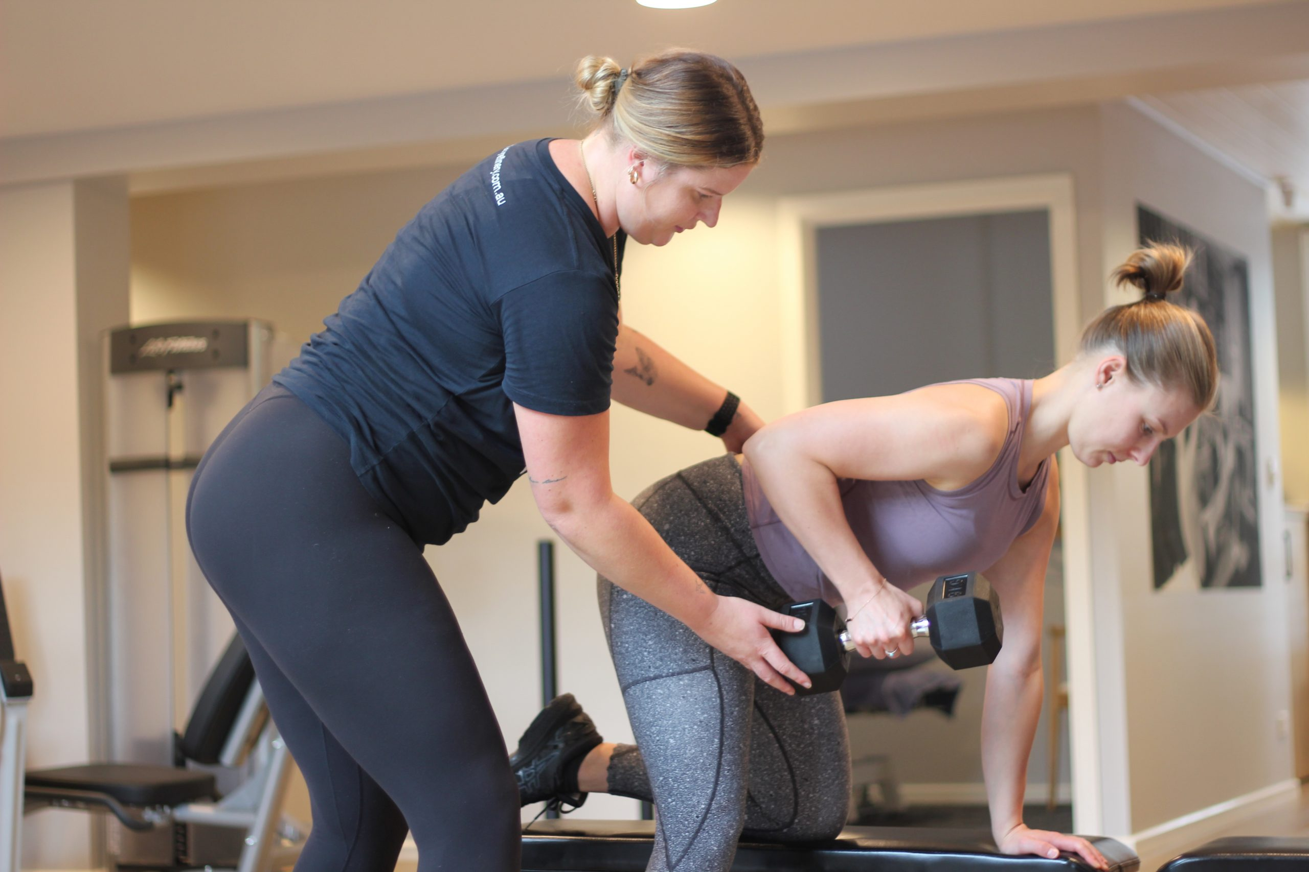 exercise physiologist physiotherapy The Body Refinery New Farm