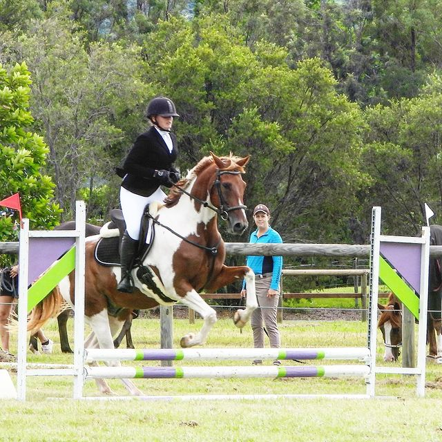 Lara Roederer equestrian The Body Refinery's sponsored athletes