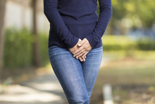 Stress urinary incontinence help The Body REfinery
